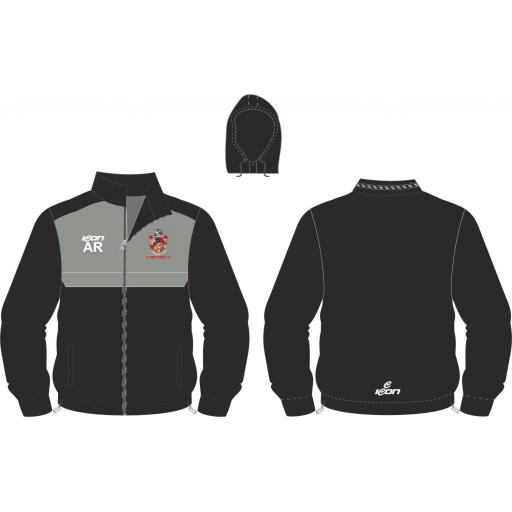 Atherton CC Rain Jacket