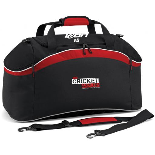 The Cricket Asylum Kit Bag