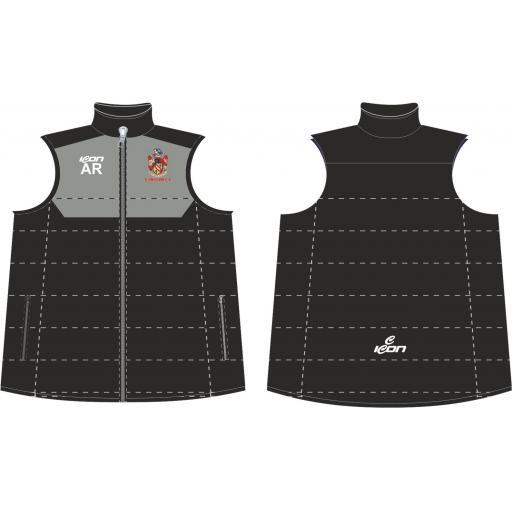 Atherton CC Puffer Vest