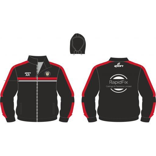 Stone Cross FC Rain Jacket
