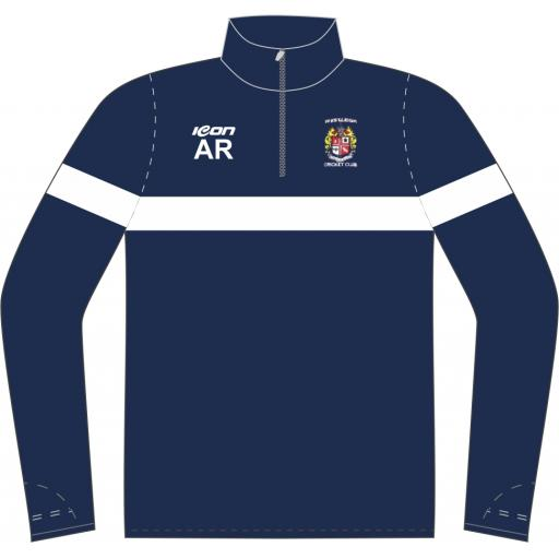 Westleigh CC Bespoke Jacket - 1/4 Zip
