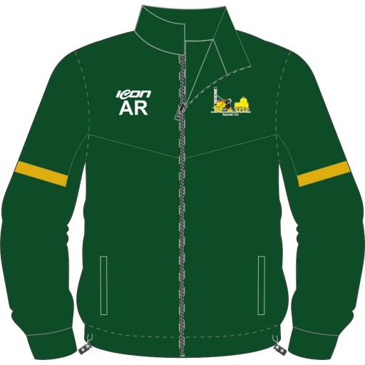 Rainhill CC Rain Jacket