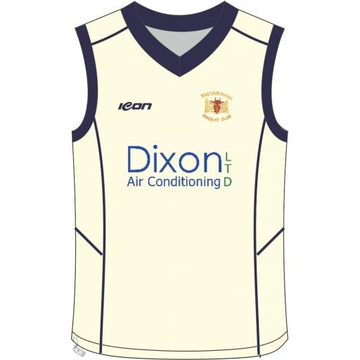 Westhoughton CC Sweater - Sleeveless