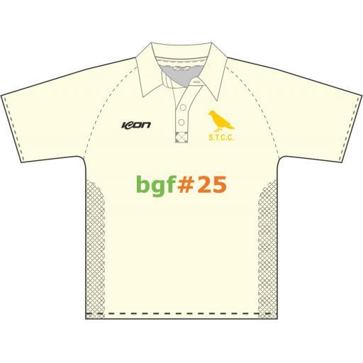 Southport Trinity CC JUNIOR CLUB Playing Shirt - Short Sleeve