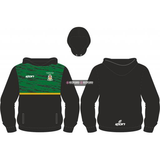 Moorside C & BC - Part Sublimation Hoodie