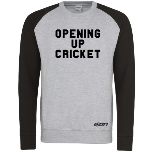 Opening Up Varsity Sweatshirt