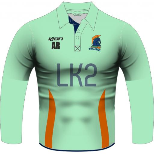 First Cricket T20 Shirt Long Sleeve