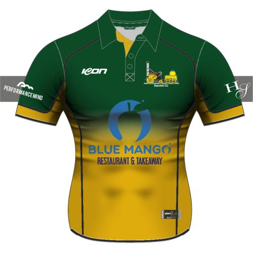 Rainhill CC T20 Shirt - Womens