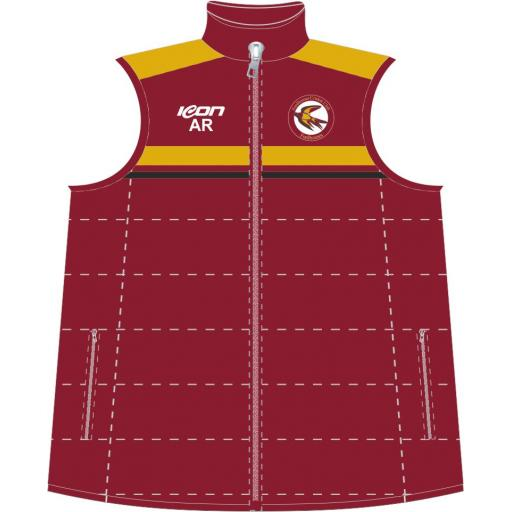 Fordhouses CC Puffer Vest