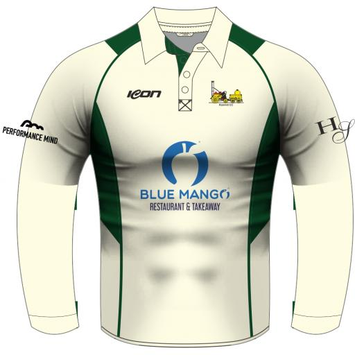 Rainhill CC Playing Shirt - Long Sleeve
