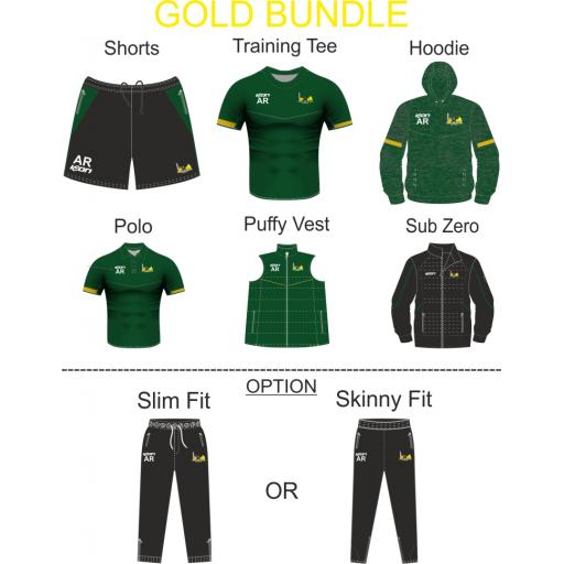 Rainhill CC Gold Bundle