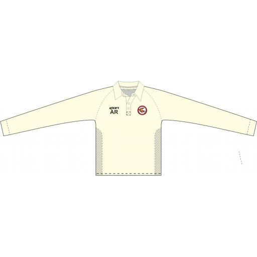 Fordhouses CC CLUB Playing Shirt - Long Sleeve