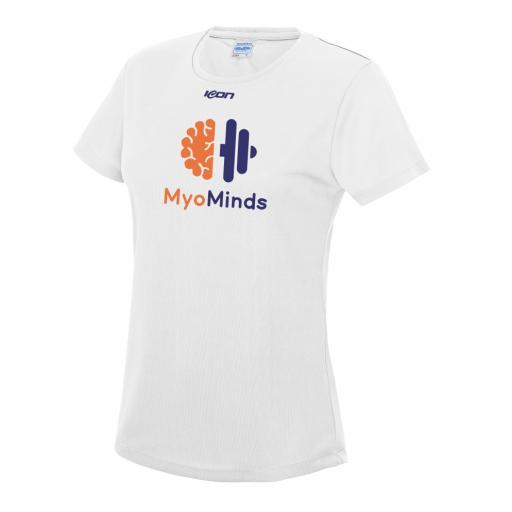 MyoMinds T-Shirt - Womens