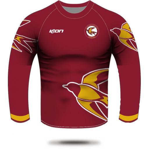 Fordhouses CC Long SleeveT20 Shirt (without sponsor logo)
