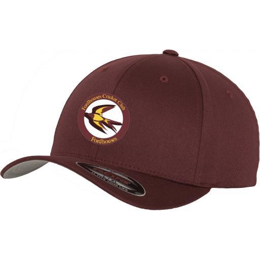 Fordhouses CC PRO Cricket Cap