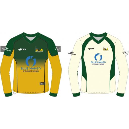 Rainhill CC Reversible Cricket Sweater - Long Sleeve