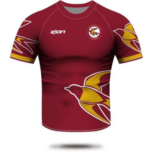 Fordhouses CC Short Sleeve T20 Shirt (without sponsor logo)