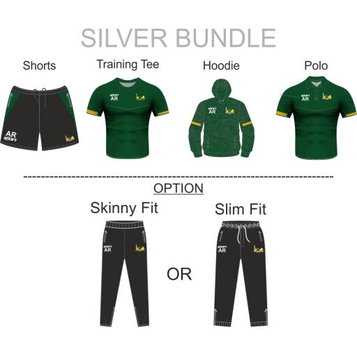 Rainhill CC Silver Bundle