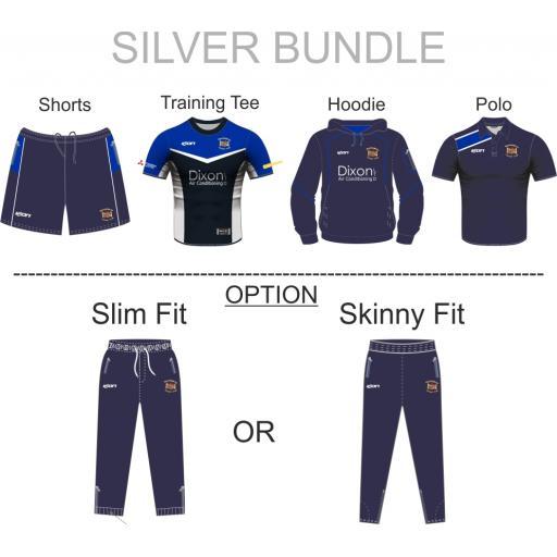 Westhoughton CC Bespoke Silver Bundle