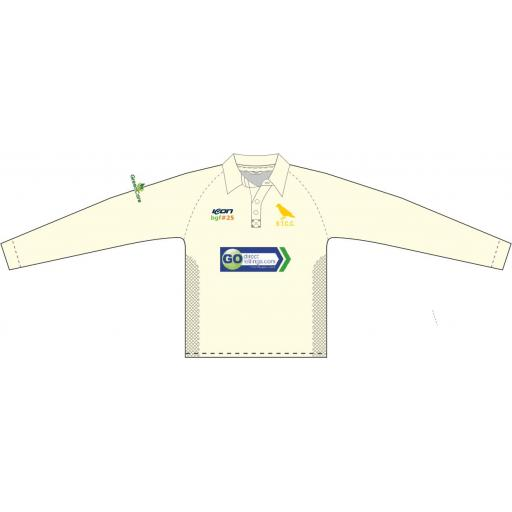 Southport Trinity CC SENIOR CLUB Playing Shirt - Long Sleeve