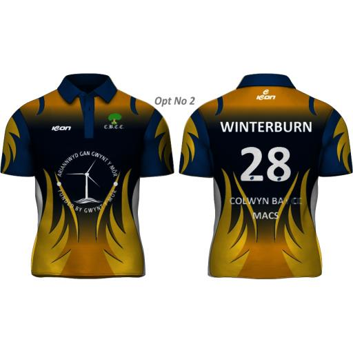 Colwyn Bay T20 MACS Sublimated Shirt - Womens