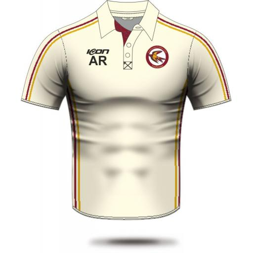 Fordhouses CC Short Sleeve Playing Shirt (without sponsor logo)