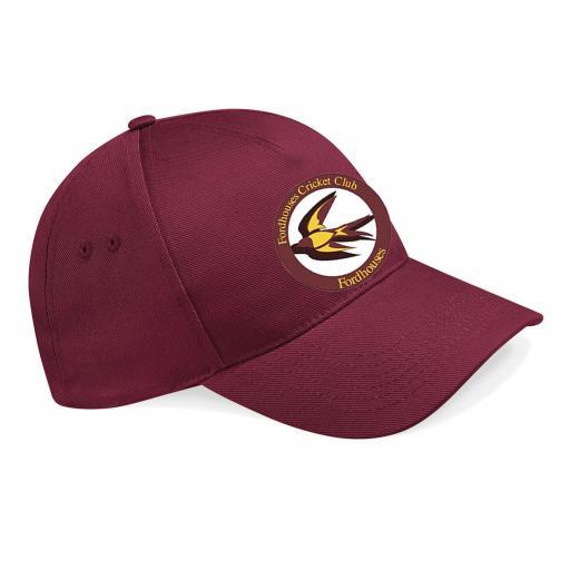Fordhouses CC Cricket Cap