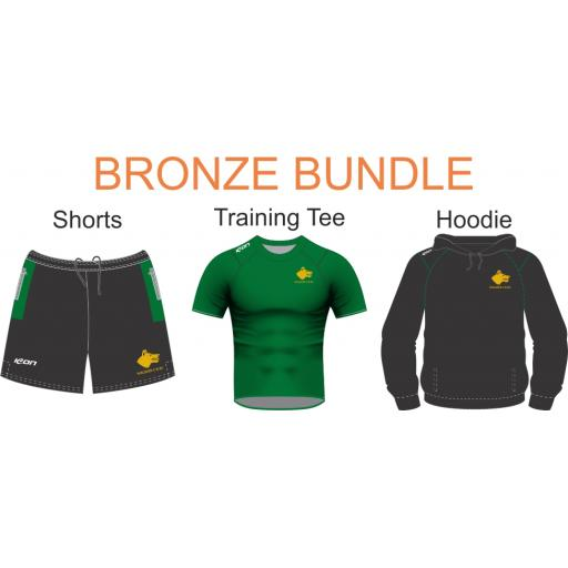 WALSDEN CC TRAINING KIT BUNDLE - BRONZE