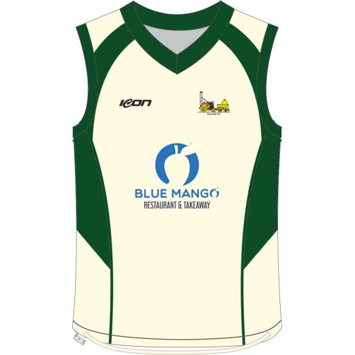 Rainhill CC Sweater - Sleeveless