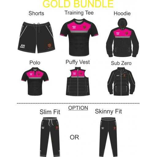 Colchester & East Essex CC Gold Bundle