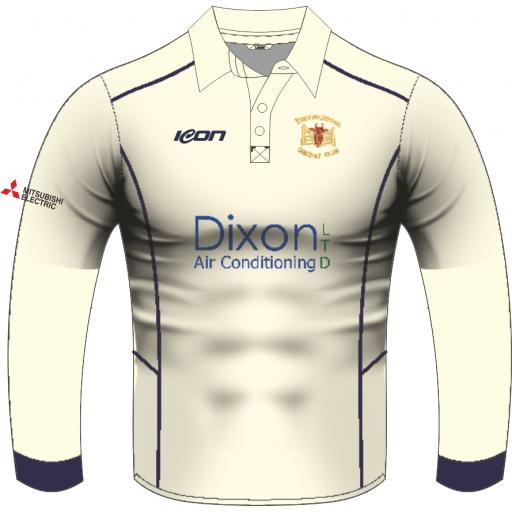 Westhoughton Playing Shirt - Long Sleeve