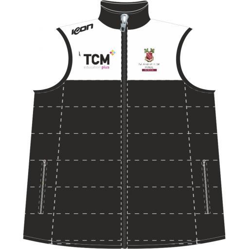 Scarisbrick Hall School Puffy Vest