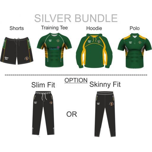 Baildon CC Silver Bundle