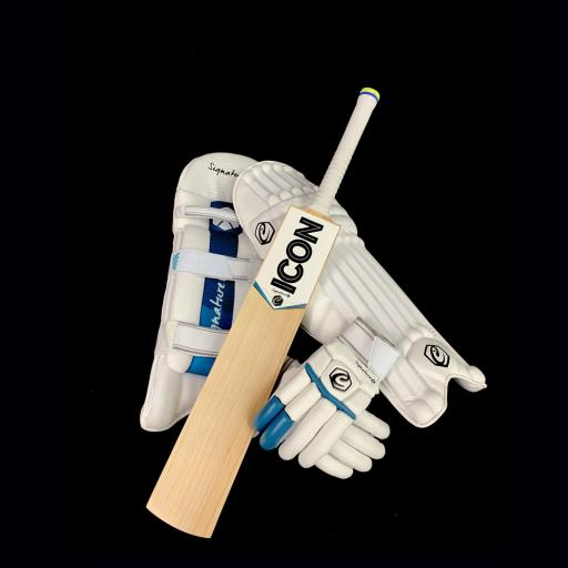 Signature X Bat with FREE Pads and Gloves