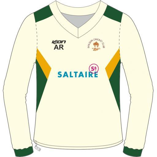 Baildon CC Long Sleeve Sweater