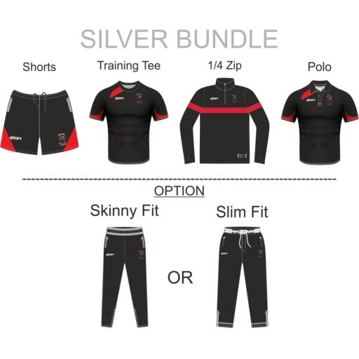 Denton CC Silver Bundle
