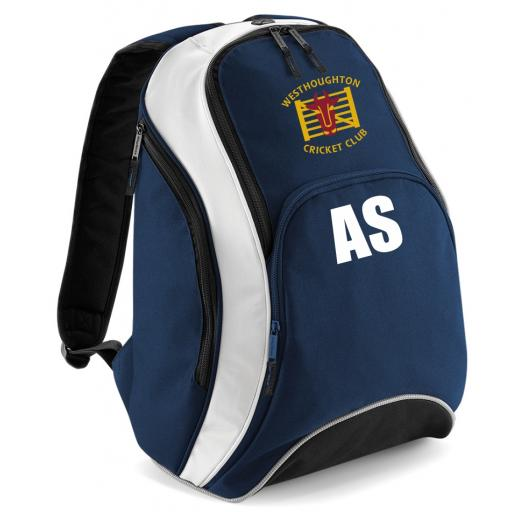 Westhoughton CC Backpack