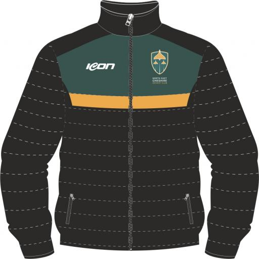North East Cheshire CC Puffy Jacket