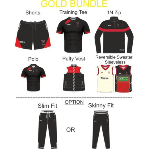 Denton CC Gold Bundle