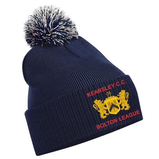 Kearsley CC Beanie Hat