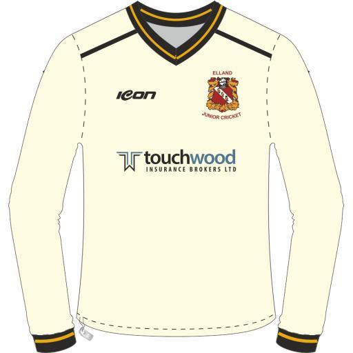 Elland CC Junior Sweater - Long Sleeve