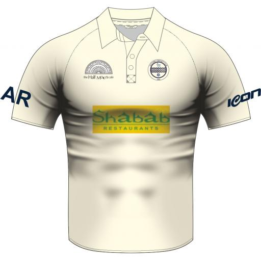 Saltaire CC Playing Shirt - Short Sleeve