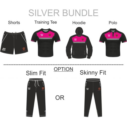 Colchester & East Essex CC Silver Bundle