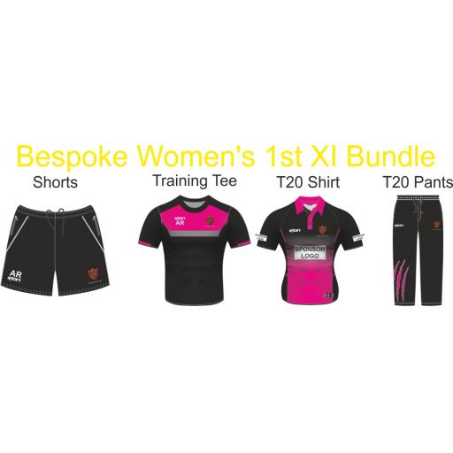 Colchester & East Essex Bespoke Women's 1st XI Bundle