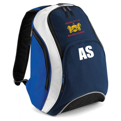 Kearsley CC Backpack