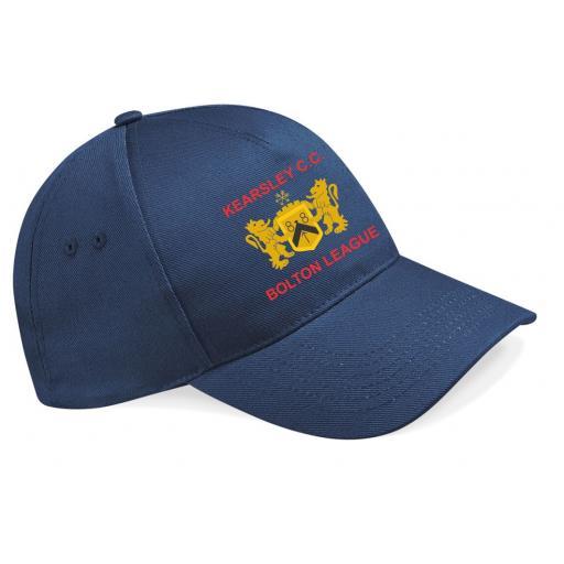 Kearsley CC Cricket Cap