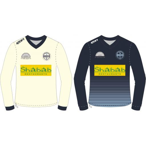 Saltaire CC Reversable Cricket Sweater - Long Sleeve