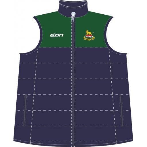 Glossop CC Puffy Vest