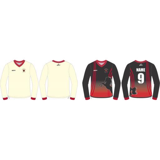 Sedgefield CC Reversible Sweater - Long Sleeve