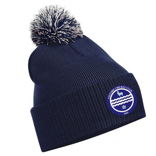 Saltaire CC Beanie Hat